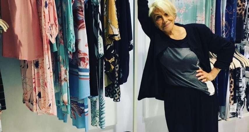 慧眼識「熟女商機」!80歲巴西阿嬤退休後為高齡女子設計性感內衣:年過60也要活得很性感