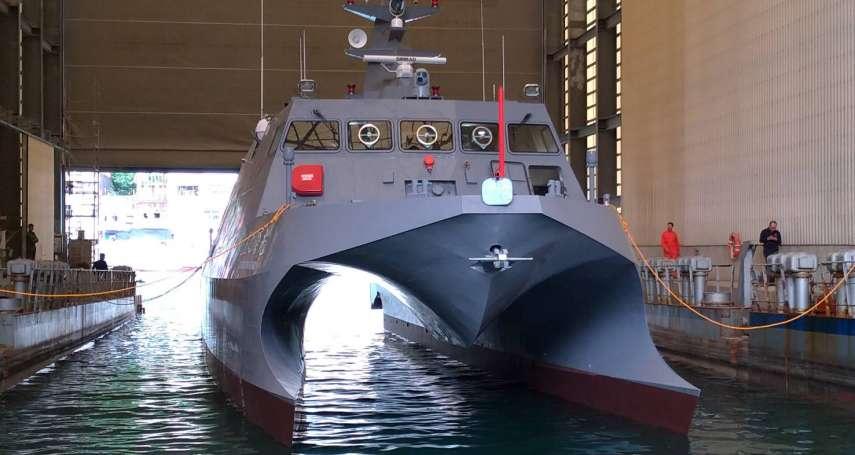 觀點投書:狼群戰術遭排擠,「微突艇」該何去何從?