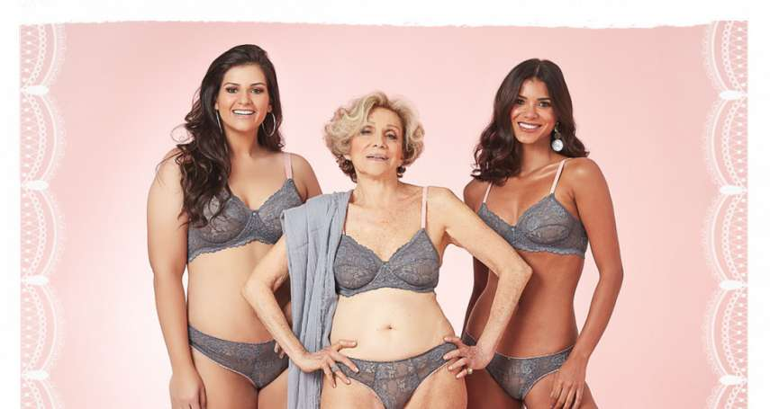 79歲的女人,一樣可以性感迷人!她在鏡頭前擺弄撩人姿態還拒絕修圖、以身上皺紋為傲