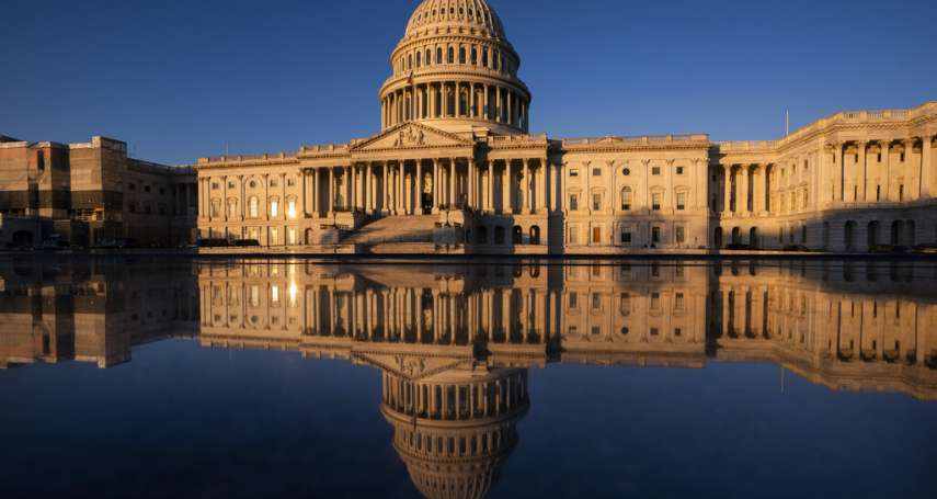 宋承恩專欄:美國會推《戰略競爭法》抗中,首度稱台灣「政府」
