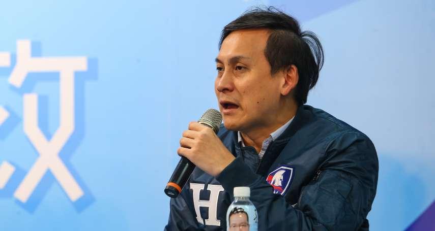 批蘇內閣是說謊內閣 前韓國瑜競辦發言人:屢被自己人打臉、簡直民主奇觀
