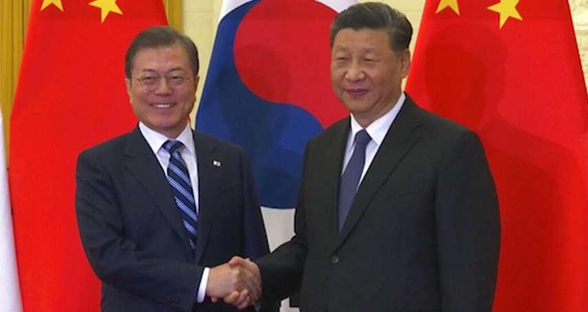 「北京從不必要的話題找架打」從薩德、泡菜、到朝鮮驅魔師:近年不斷惡化的中韓關係