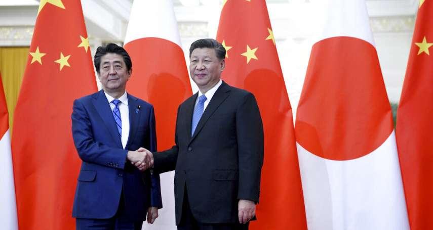 中國報導看不到的「安習會」細節:當面建議「妥善處理新疆香港問題」,習近平如此答覆安倍晉三:這是內政問題