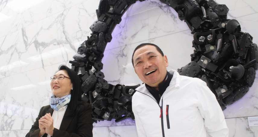侯友宜參訪HTC體驗VR 盼攜手打造智慧城市