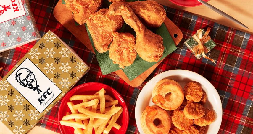 日本人慶祝耶誕節,為什麼一定要吃肯德基?商家花招百出,促銷廣告塑造新「傳統」