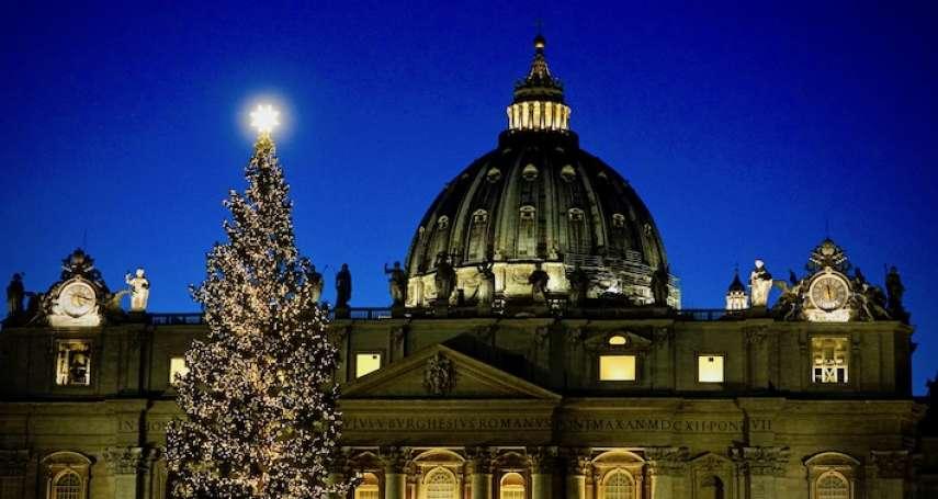 【國際廣角鏡】聖誕節「將臨期」來了,傳達真情的馬槽藝術