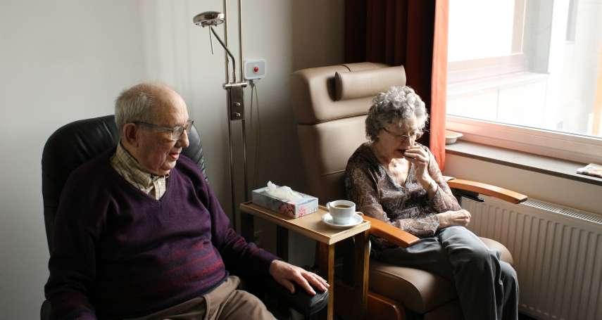 退休想享天倫之樂,他卻意外被診斷喉癌…六旬老翁為治療燒光積蓄,無畏身障重返職場