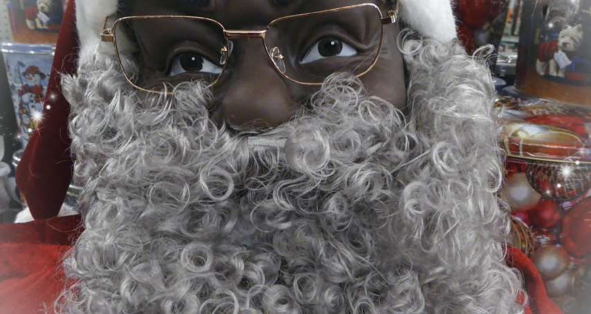 打破種族藩籬》耶誕老人非白人不可?美國民眾:黑人耶誕老公公就是耶誕老人