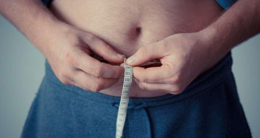 他體重破百、血糖爆高,卻花5個月就狂甩22公斤!醫:把握這五大健康瘦身