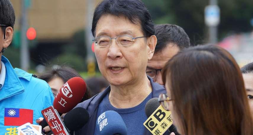 「年輕人對中國完全沒有感情!」趙少康:國民黨將來這個仗怎麼打?