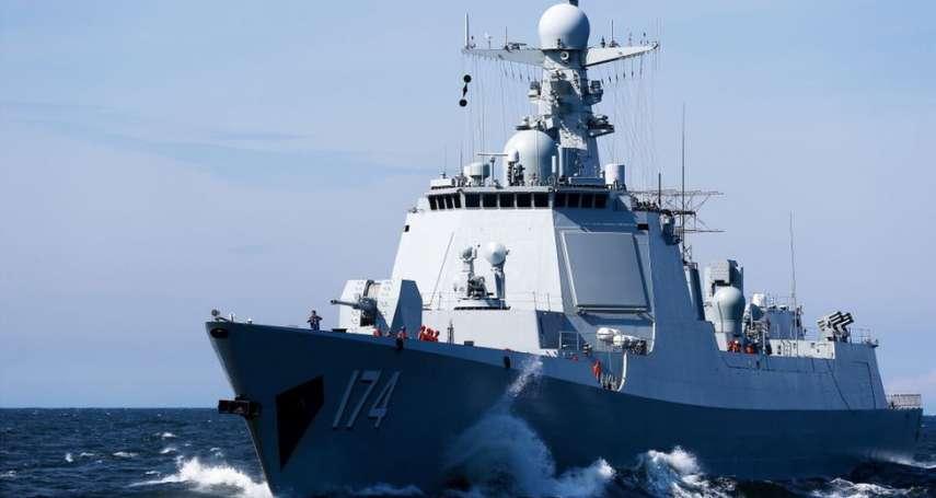 美國三大對手到齊!40年來第一遭,中俄伊朗在印度洋聯合軍演
