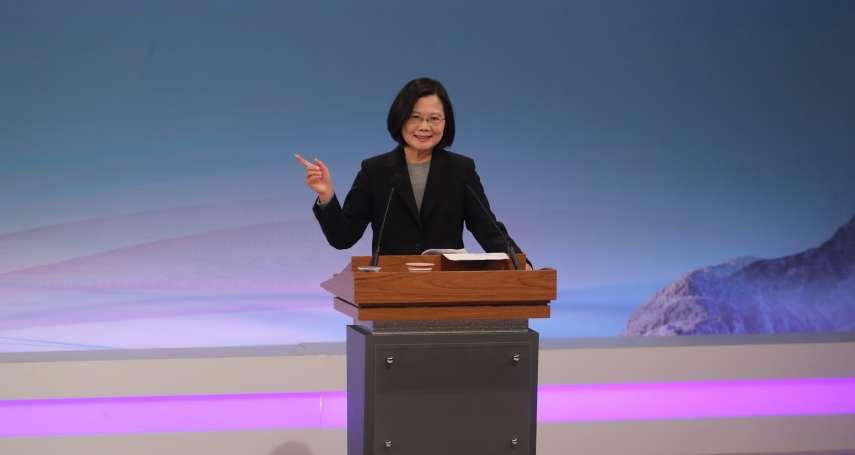 總統辯論會》要是韓國瑜當選…蔡英文:威權退步的國民黨就要回來了
