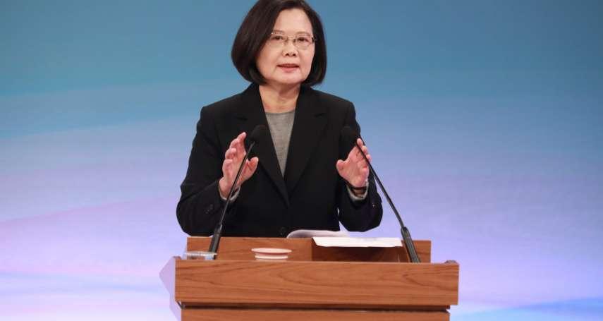 總統辯論會》九合一大選有「中國網軍」介入 蔡英文:韓國瑜是最大受益者