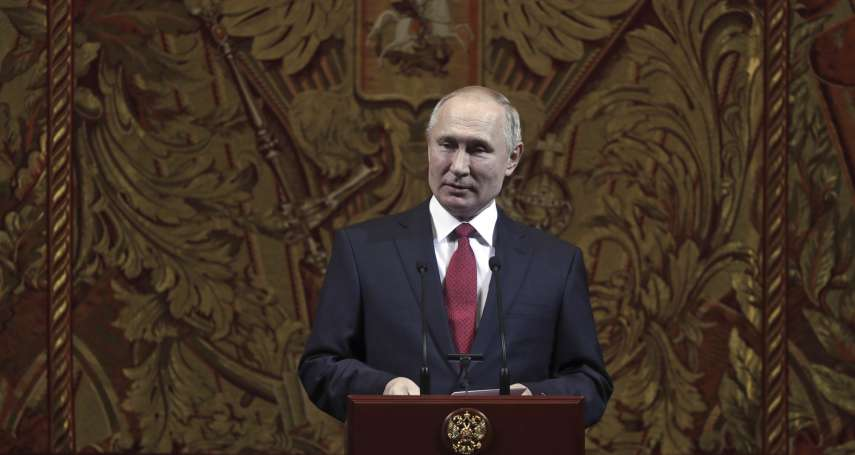 「離開克里姆林宮的時候,葉爾欽告訴普京:照顧好俄羅斯!」20張圖回顧普京登上權力巔峰的20年