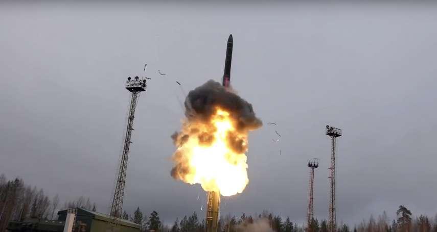 俄羅斯部署「無敵武器」:全球第一套高超音速飛彈系統「前鋒」