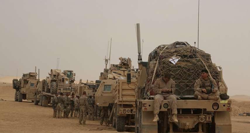 美國拒絕伊拉克討論撤軍議題 庫德族警告:美軍撤離恐將引發血腥內戰