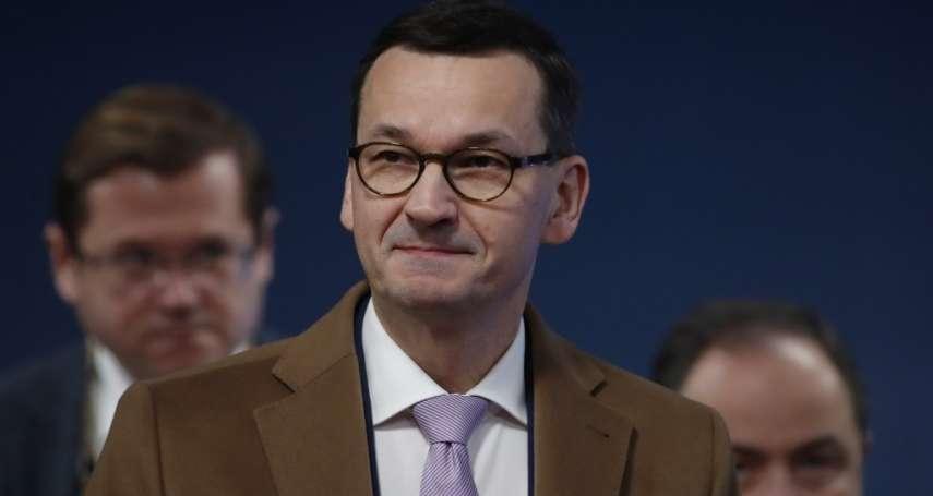 遭俄總統普京指控「挑起二次大戰」 波蘭總理回擊:別把加害者講成受害者!