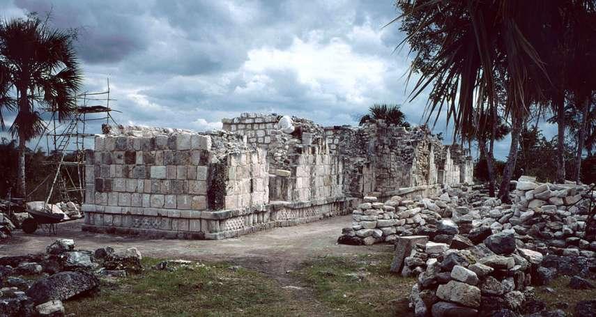 失落的南美古文明》考古學家發現馬雅大型宮殿,可能是千年前祭司或貴族住處