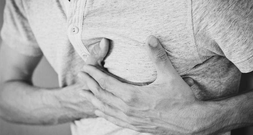 強烈撕裂性胸痛 – 主動脈剝離懶人包