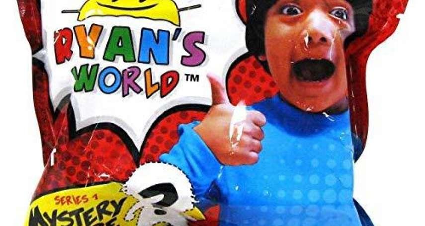 華爾街日報》孩子為之瘋狂的「瑞恩世界」!8歲網紅年入6億的秘密