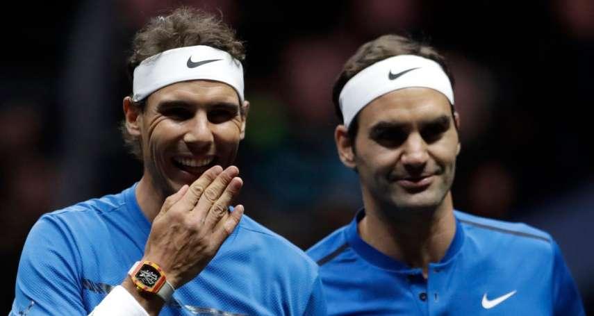網球》納達爾談費德勒:過去絕對比我全面 至於現在他則這樣說