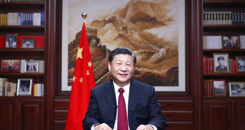 學者解析》中國2020年面臨的「灰犀牛」與「黑天鵝」:台港美與經濟