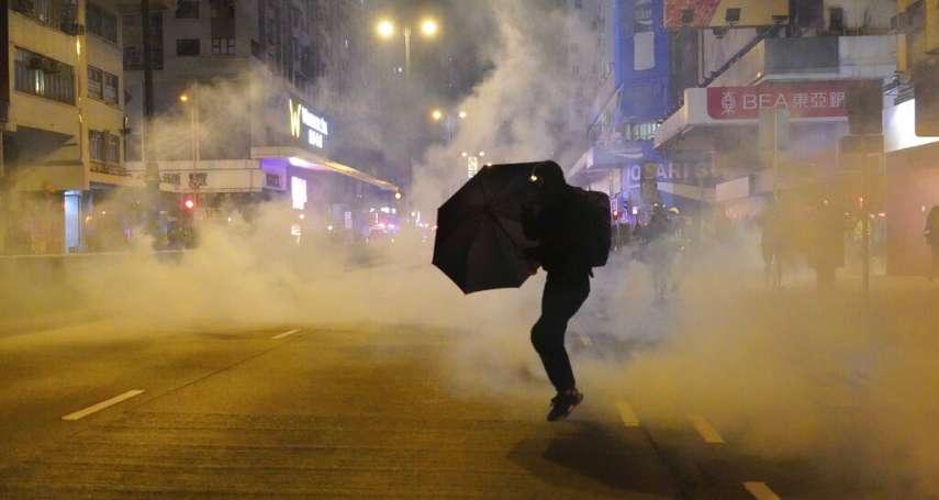 中港矛盾完全爆發的365天!「反送中運動」一周年,香港主體意識繼續衝撞北京