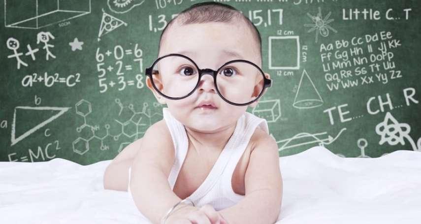 三歲前聽過愈多話語的孩子智商能提高1.5倍?把握黃金時期,照這五點做就能讓寶寶更聰明!