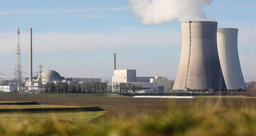 還剩6座!德國關閉菲利普斯堡二號核電廠,預計2022年可達成「零核能」目標