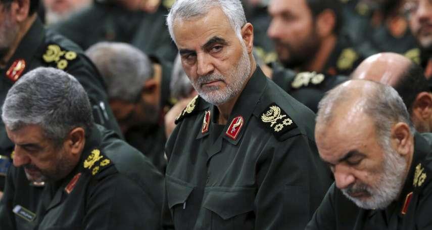 川普下令獵殺伊朗特種部隊「聖城軍」司令蘇萊曼尼!德黑蘭揚言報復,中東軍事危機一觸即發