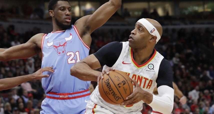 NBA》42歲「飛人」卡特橫跨4個十年 「有些球員都可以當我兒子了」
