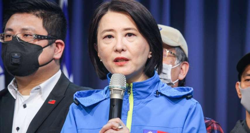 「罷韓不只滅韓,更是滅國民黨!」王鴻薇:想連任的縣市首長不擔心嗎?