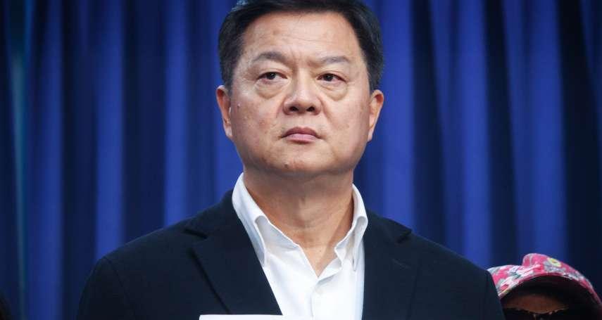 籲國民黨改採集體領導 周錫瑋:要有丐幫的身段