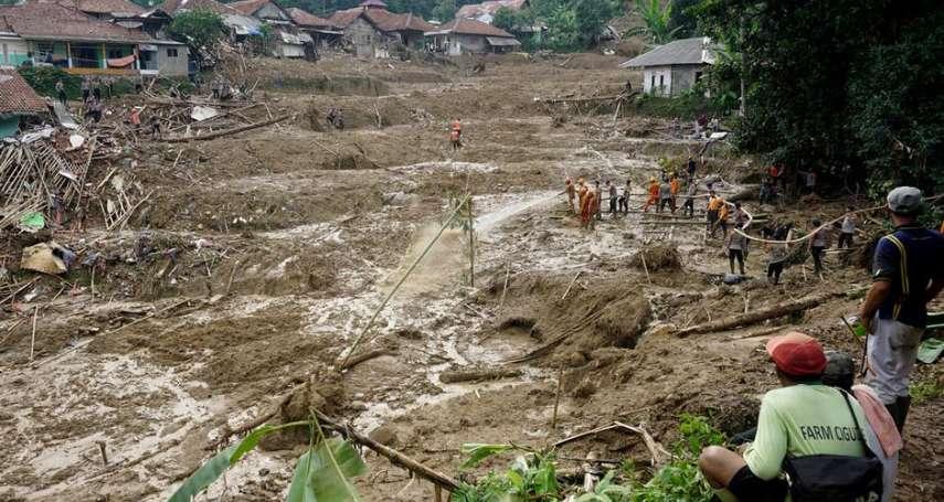 逾百年最大降雨量,雅加達飽受水患之苦:印尼總統佐科威籲早日遷都