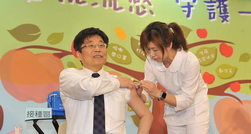 全台78間全聯門市可打流感疫苗 疾管署點名這些公費對象快來接種