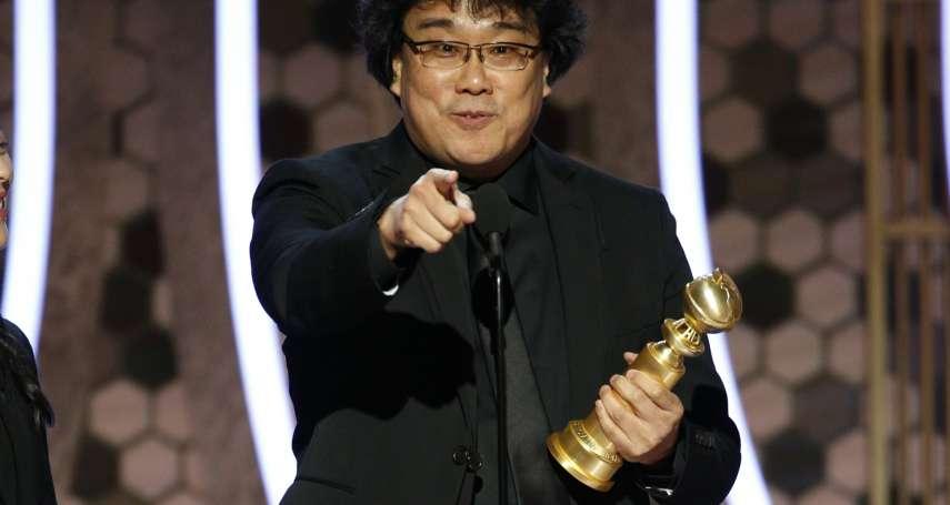 處女作賣457張票,勇奪奧斯卡最佳影片的奉俊昊:「我只拍自己也想看的電影!」