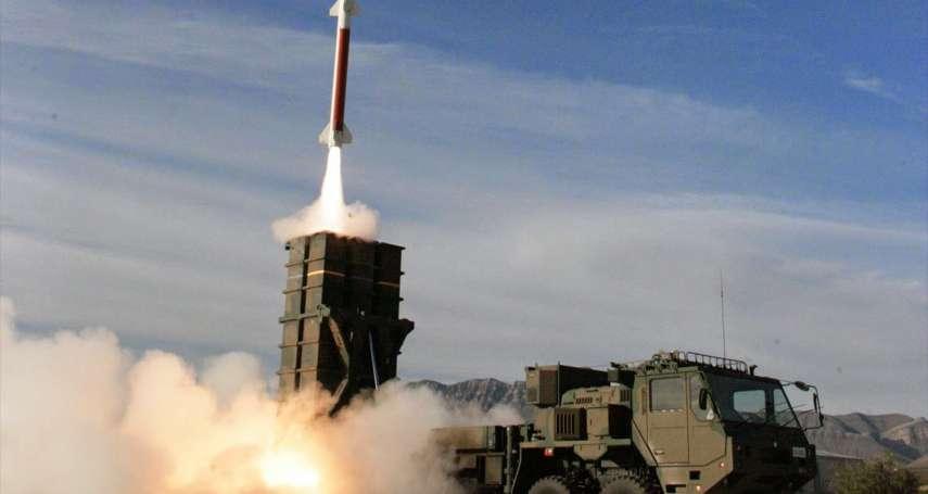 當解放軍發動飽和攻擊,日本得靠它來扛!日製「03式地對空飛彈改良型」優先部署沖繩