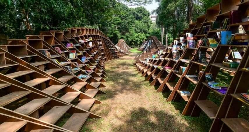 進了圖書館就要安靜?印度孟買的「書呆子圖書館」不來這套!不僅沒圍牆還可盡情玩耍
