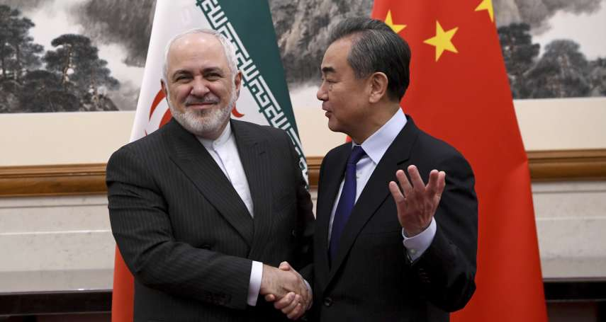 中東火藥桶》美國主宰力衰退 中國「一帶一路」進軍