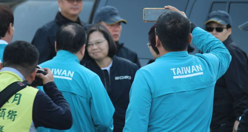 遭韓國瑜酸「四軍」總司令 蔡英文反嗆:不要拿國軍來開玩笑