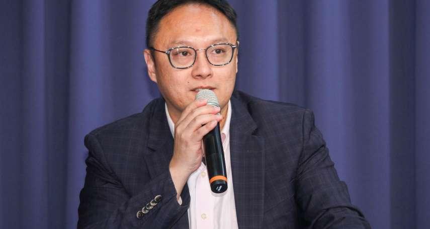 韓國瑜任內第3位新聞局長!鄭照新宣誓就任 強調與中央合作防疫