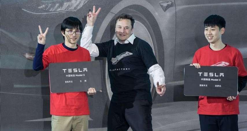 特斯拉即將轉虧為盈?上海廠首批Model 3正式交車,去年第三季財報首度出現盈餘1.43億美元