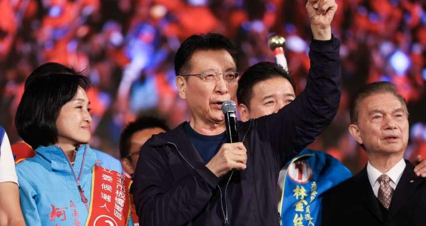 否認曾做假民調 趙少康回嗆宋楚瑜:你不贏還害別人不贏