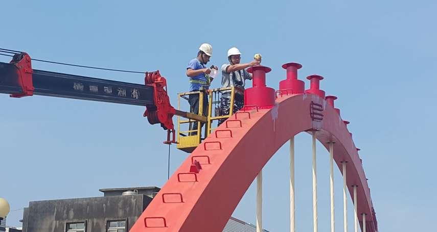新北橋檢結果出爐 全市1311座橋梁安全無虞