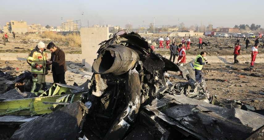 烏克蘭航空墜機慘劇》加拿大總理杜魯道:客機遭伊朗地對空飛彈擊落!《紐時》獨家揭露遇襲畫面