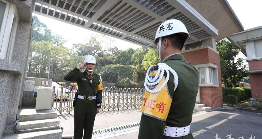 投票日國軍戰備不打烊!戰備部隊中午12時完成交接,可返鄉投票官兵比例達97.4%