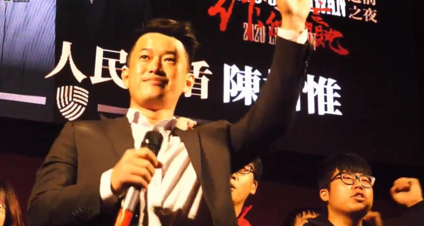 高雄「抗韓」一舉成名 陳柏惟「空襲」台中第一戰打敗顏家班