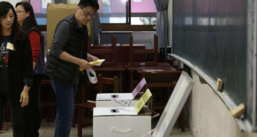 台灣的「超搖擺縣市」在哪裡?鄉民揭這裡的選民投票「跟瘋狗一樣」!