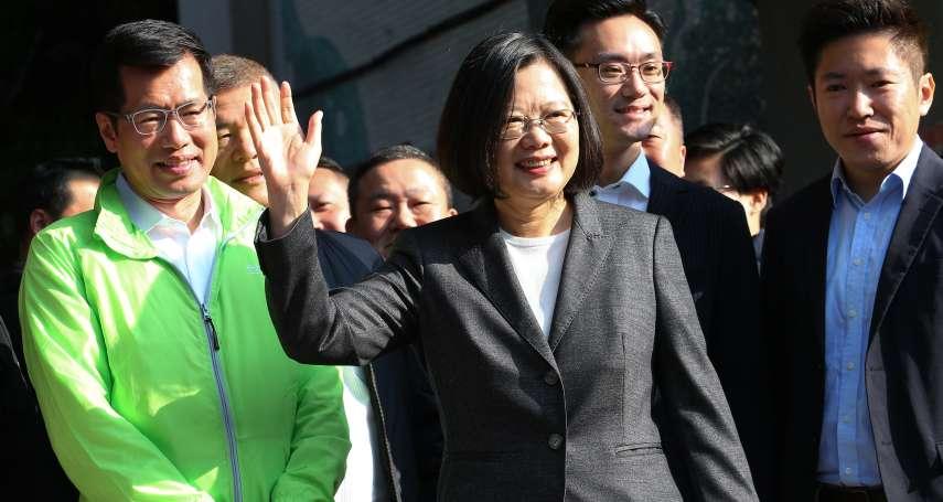為何蔡英文大贏韓國瑜?吳子嘉指「這件事」逼年輕人出來投票