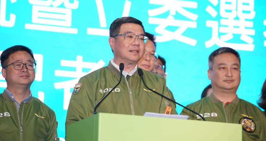 「中國不應阻撓我參加國際防疫會議」 卓榮泰:台灣不能被拒於WHO之外